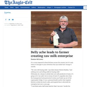 for gut sake anglo celt article